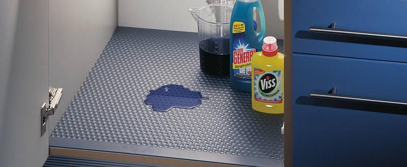 Aqua-non The ideal water-protective mat - Aqua-non alumetallic