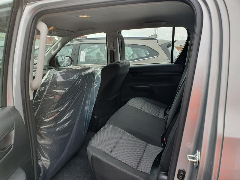 Toyota Hilux 2.4td D/c High Grade At - Cars