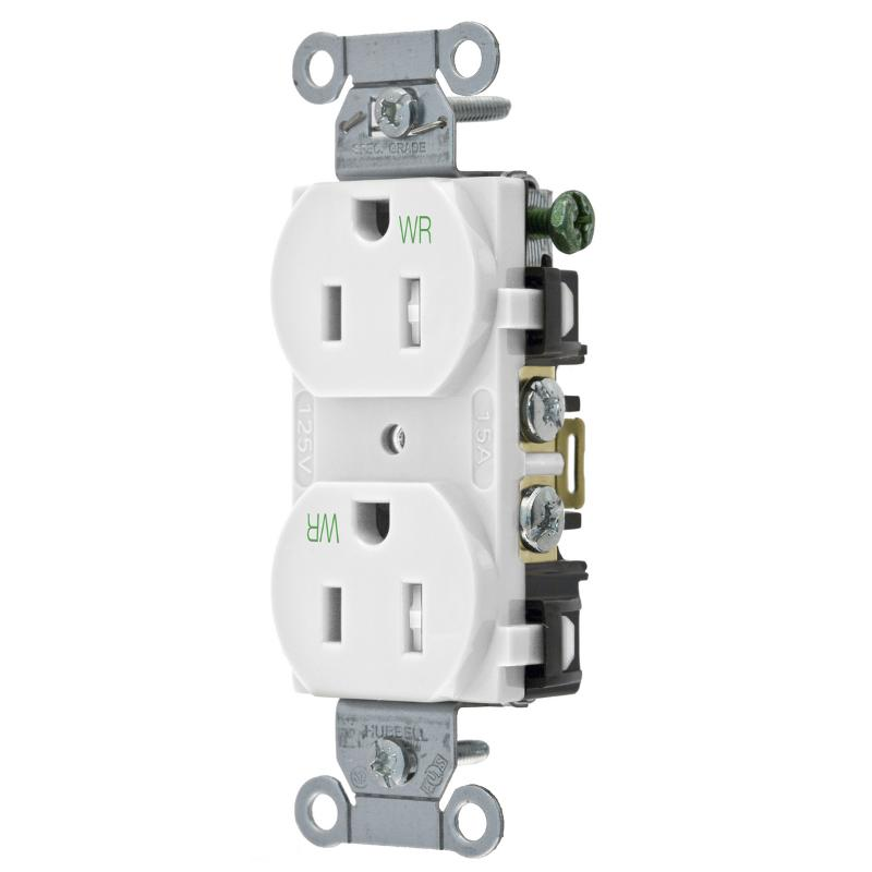 Marine Products - Wiring Devices - BR15WHIWRTR