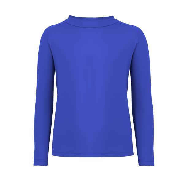 Camiseta con Protección Solar UPF  50+ - Camiseta de Manga Larga para niños y adultos con Protección Solar UPF 50+ UV