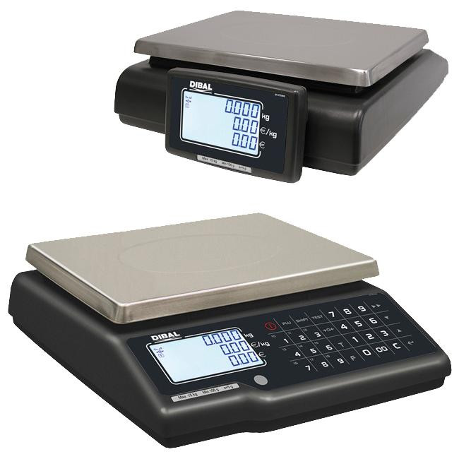 G-400 Series - Counter scales without printer