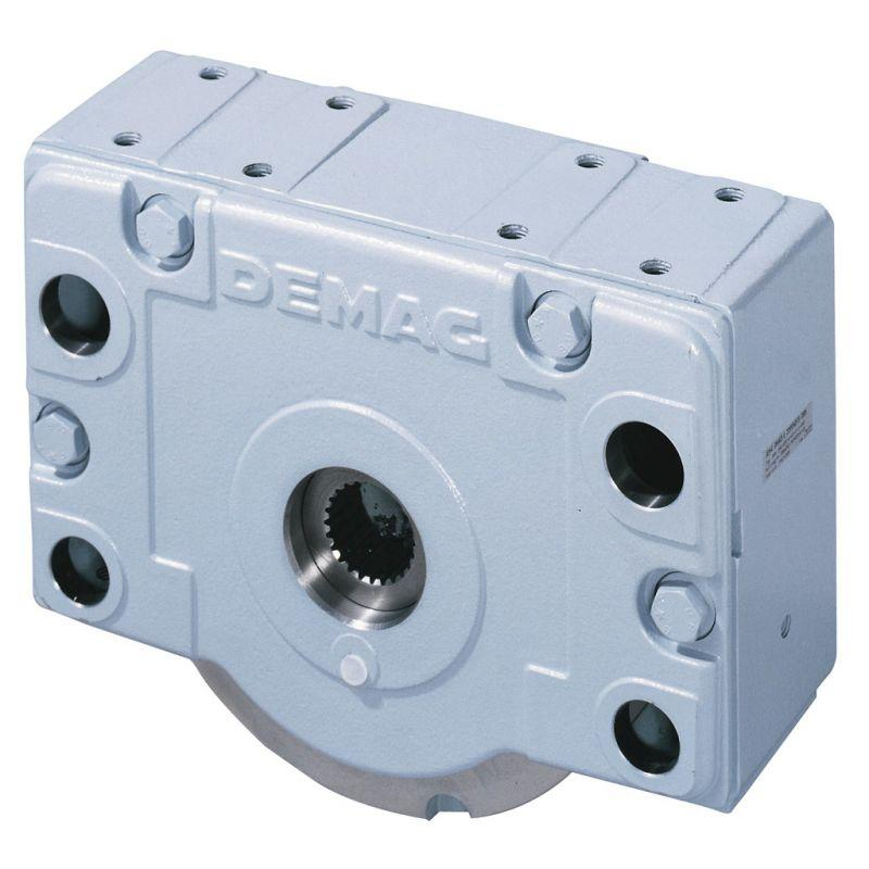 Demag wheel block DRS - Modular system for tailor-made solutions - Demag wheel block DRS