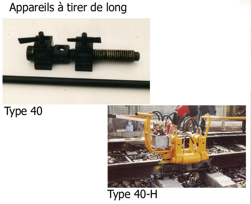 Hand Tools - Rail Pulling Device (Manual or Hydraulic)