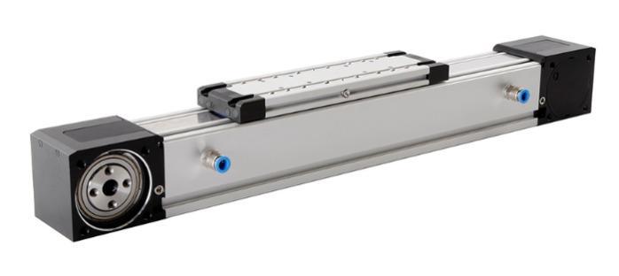 Unidades lineales - RK DuoLine Clean - Ejes lineales para utilizarse en salas limpias
