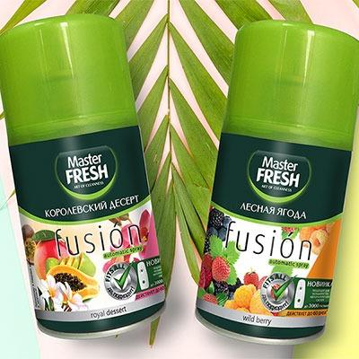 REFILL SPRAY  - MASTER FRESH, 250 ML. Have lots of fragrance options