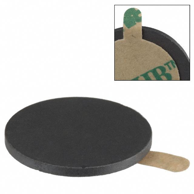 FERRITE EMI DISC 16.51MMX1.27MM - Laird-Signal Integrity Products MM0650-100