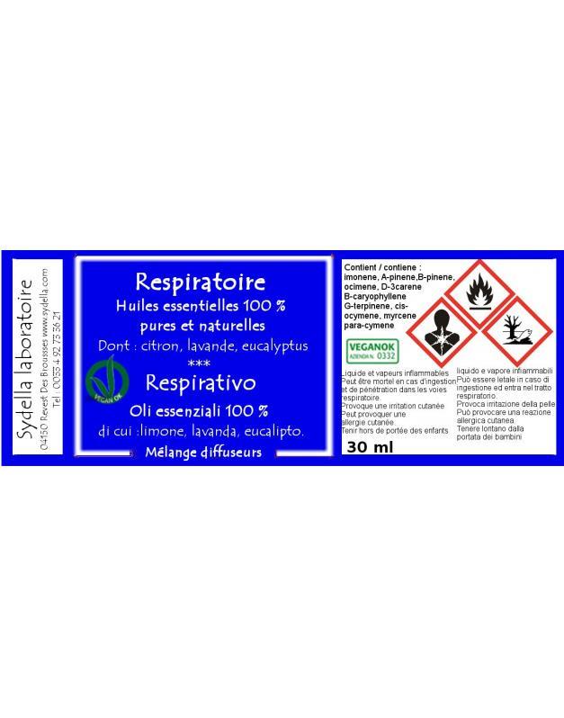 Respiratoire - DIFFUSION