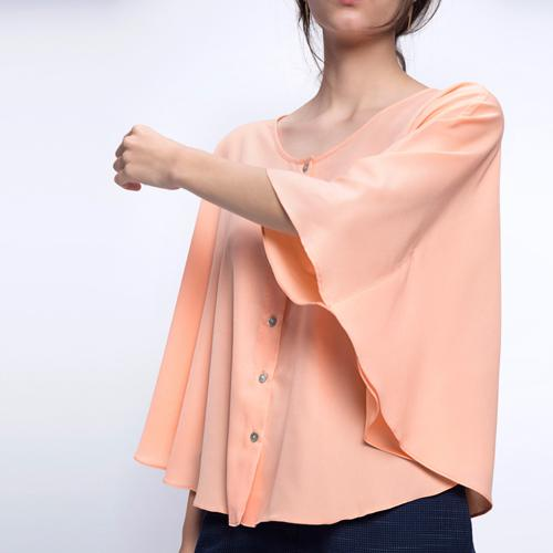 Women Cape Sleeve Tops & Shirts - Manufacturer, Exporter & Suppliers, India