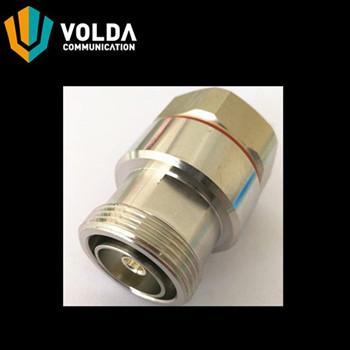 7/16 Din Female Connector - Din Male Connector, N Female Connector