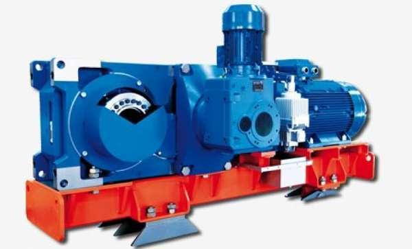 Kegelradgetriebemotor - NORDBLOC Industriegetriebemotor