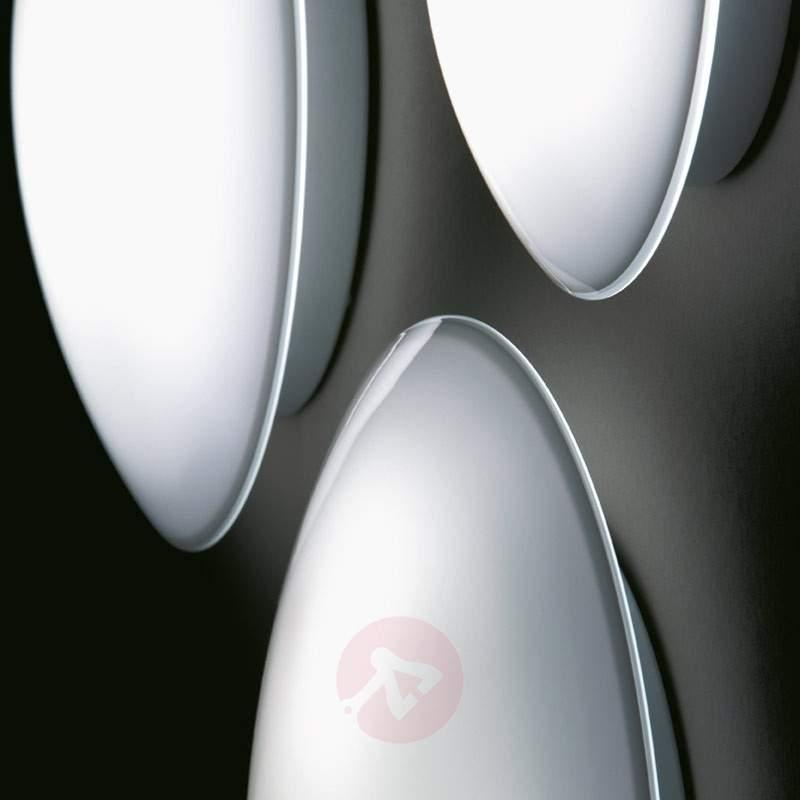 LED wall light Clara with partly satin opal glass - Ceiling Lights
