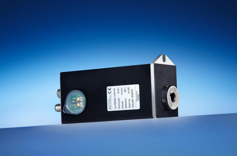 Positionierantrieb PSE 31_/33_-14 - Positioniersystem zur automatischen Formatverstellung in Maschinen