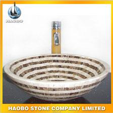 Haobo Granite Bathroom Wash Sink Made In China