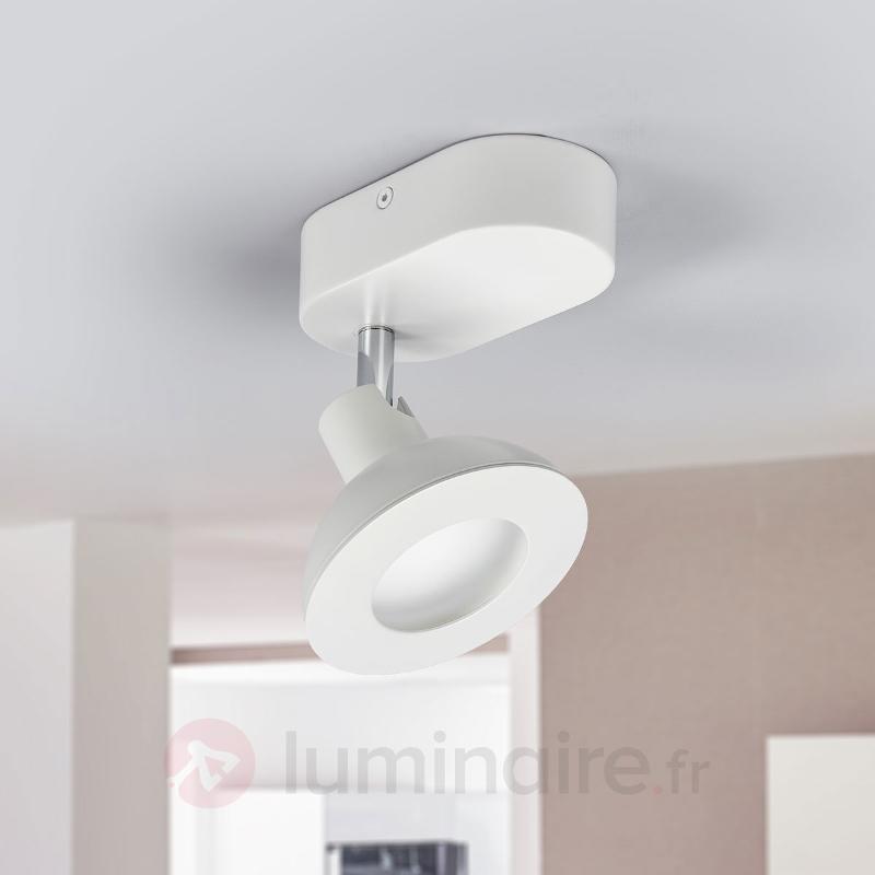 Titania - spot LED blanc d'AEG, à une lampe - Spots et projecteurs LED