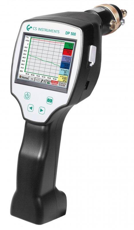 DP 500 - Mobiles Taupunktmessgerät für Druckluft und Gase