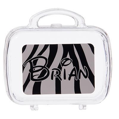 SUITCASE PLEXI - Item No. 0661083