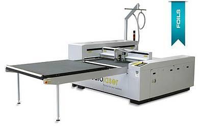 Schneidmaschine für Folien - M-1600 Folie