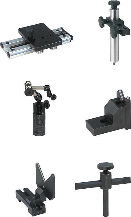 Accessoires pour appareil de concentricité, Ø max. 35 mm - Appareils de contrôle de concentricité Dispositifs de mesure universels...