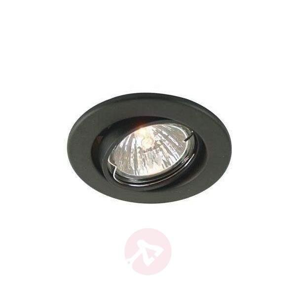 pivotable low-voltage sixty-eight recessed light - Low-Voltage Spotlights