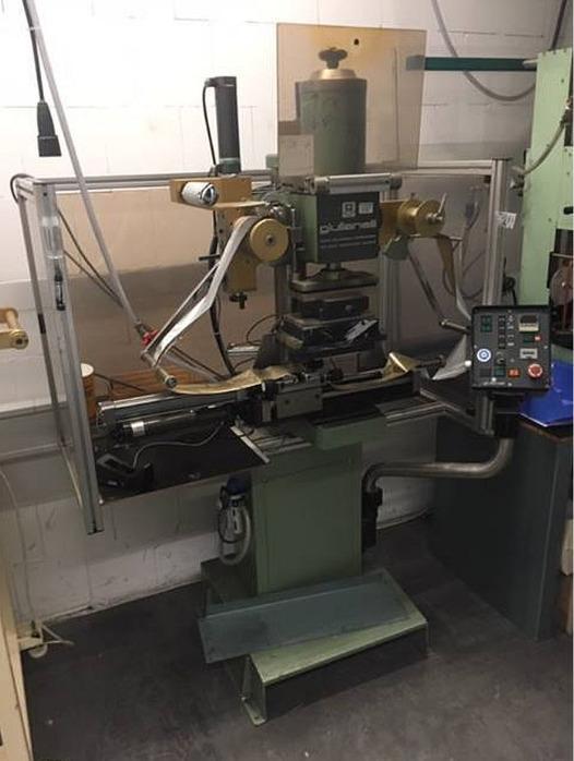 Giulianelli GPU-S - Used Machine