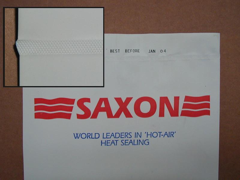 Soudeuses industrielles Saxon - A air chaud SH 2000 - null