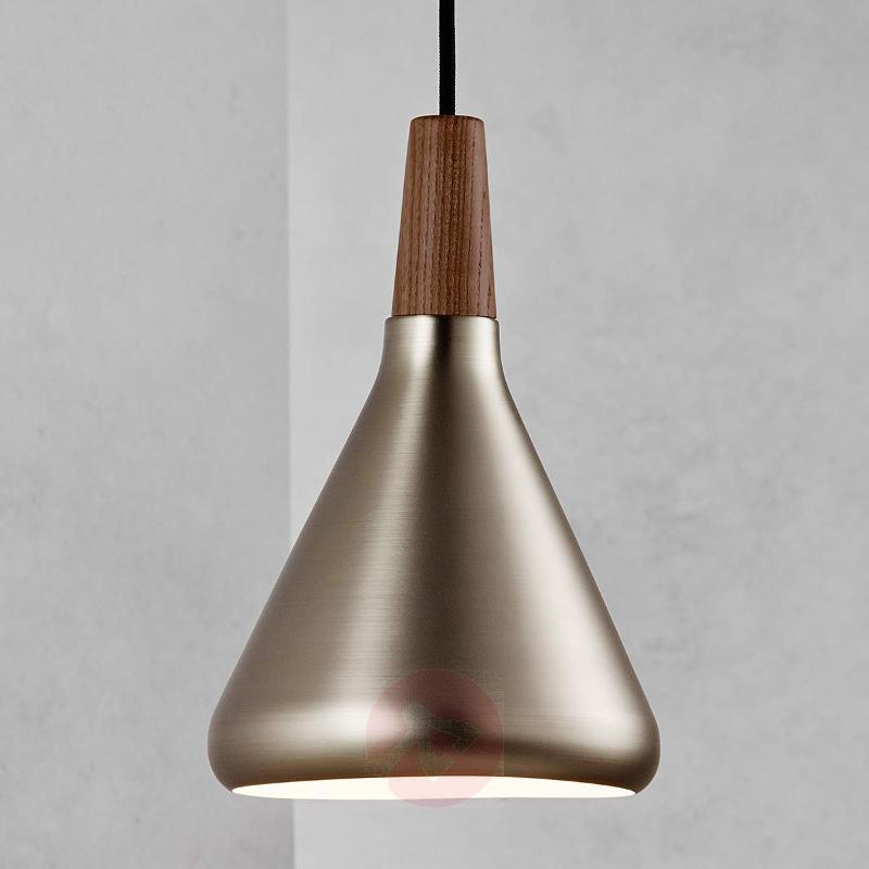 Metal pendant lamp Float 18 cm - Pendant Lighting