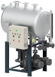ADCA Ecru Condensaatpomp - Voor een efficiënt stoomsysteem