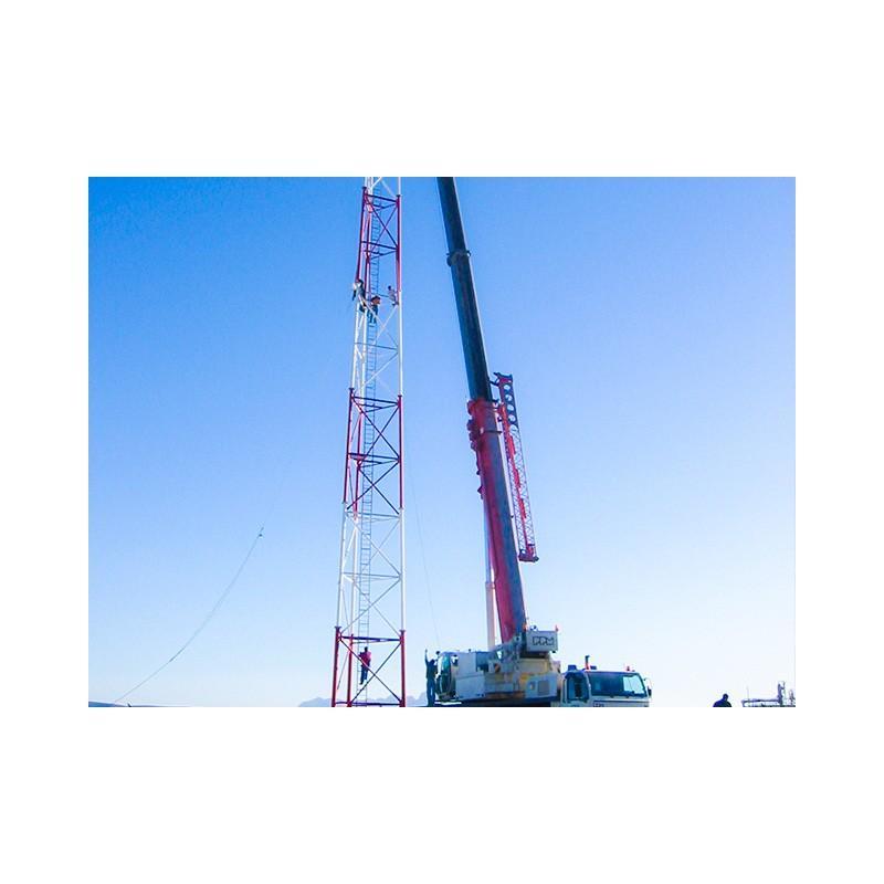 Pylônes De Télécommunication - POTEAUX & SUPPORTS