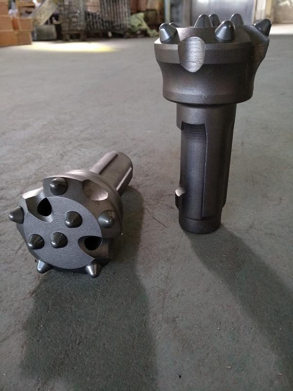 tungsten carbide mining DTH hammer button bits CIR 76/70,cir - CIR76 low air compressure carbide drill bits
