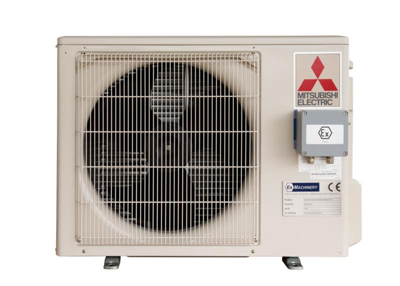 ATEX air conditioner outdoor unit 1.5 - 13.6 kW