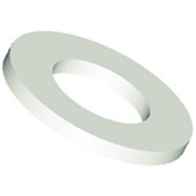 WASHER FLAT M3 NYLON - Essentra Components MFW030A