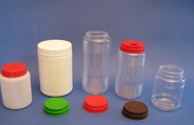 vasi e contenitori in PVC - Vasi grandi in polietilene e PET