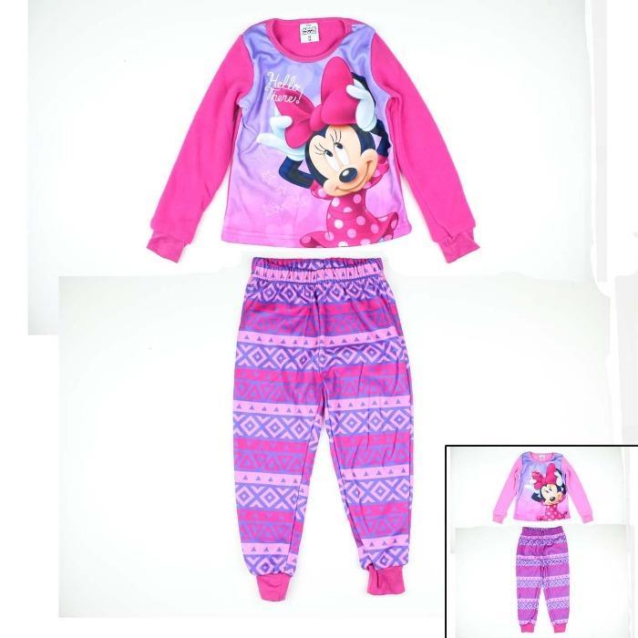 Mayorista Europa Pijama Disney Minnie - Pijama