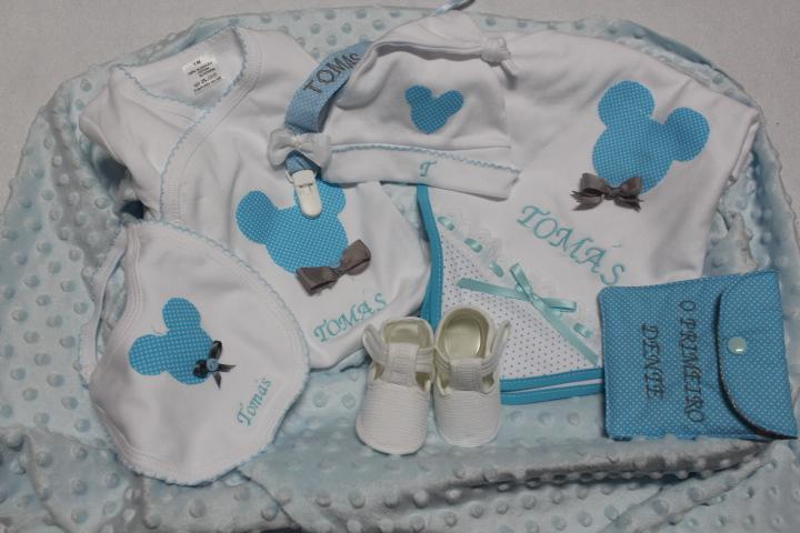Kit de Maternidade menino -