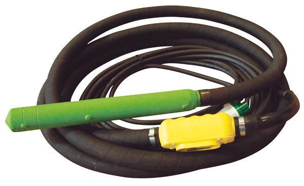 Aiguille vibrante haute fréquence  - LEA - 42 V (Ø38-Ø48-Ø57mm)