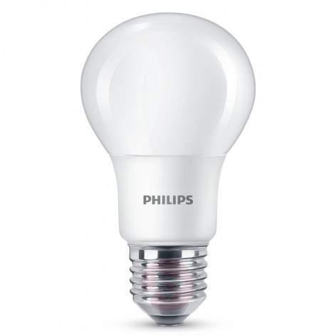E27 13 W 827 LED bulb, matt - light-bulbs