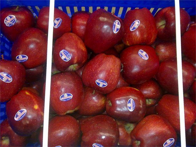 FRUITS  - Apples, Kiwi, Peaches