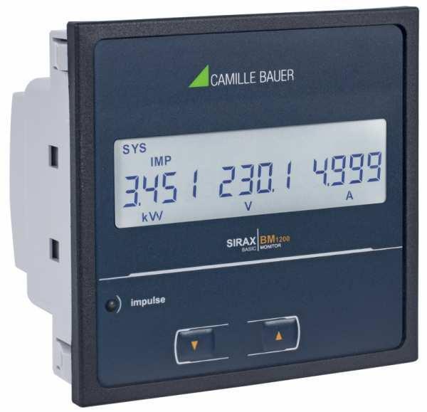 SIRAX BM1200 - Monitor with LCD-Display