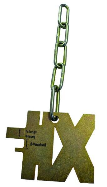 Tragkraftanhänger für Anschlagketten Güteklasse 12 - Kettenzubehör Güteklasse 12