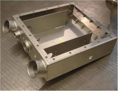 Apparate und Behälter aus Edelstahl - null