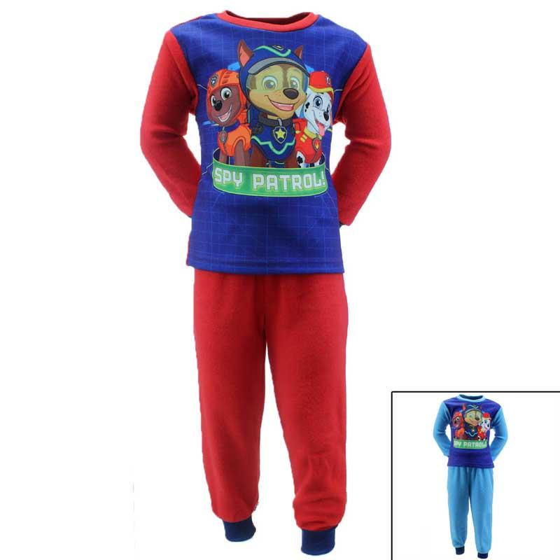 Paw Patrol Junge Pyjamas