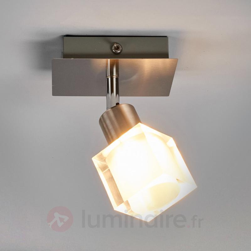 Applique LED Emina avec interrupteur - Appliques LED