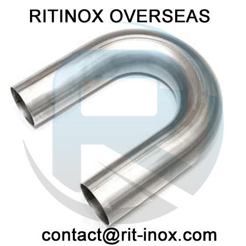 Titanium Gr 5 U Bend -