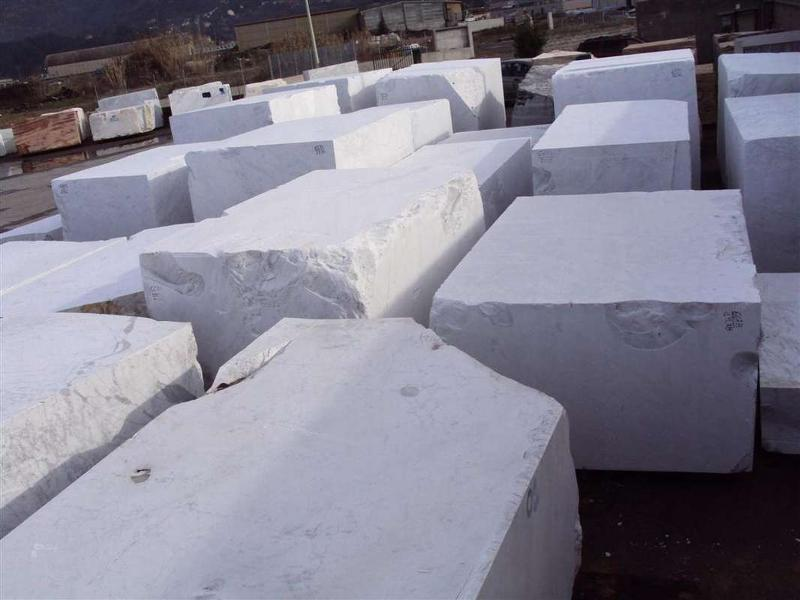 Online Warehouse: White Marble -