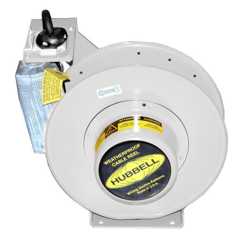 Wire/Cable/Hose Management - Cable Reels - HBL501232WM1