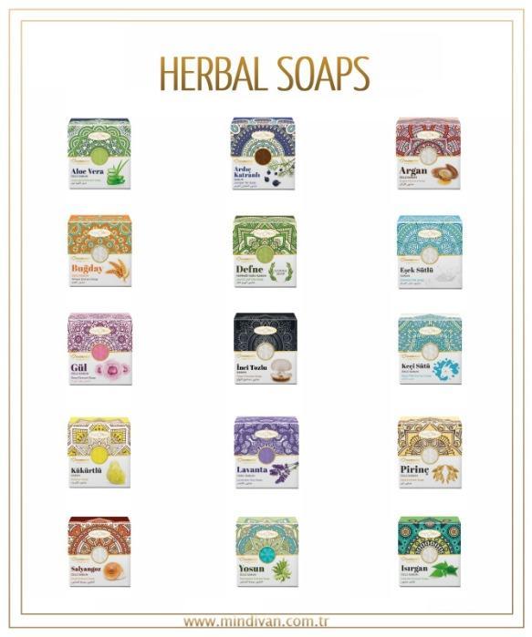 Herbal Soaps -