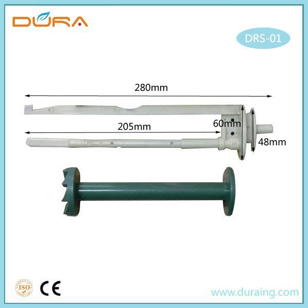Low Speed Braiding Machine Plastic Spindle Carrier - Braiding Machine Parts