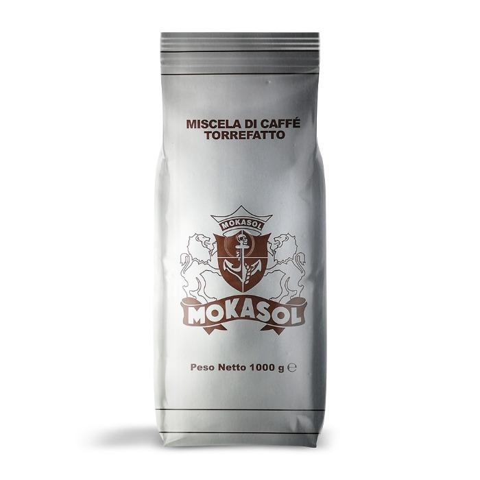 Forte - Premium Coffee Blend (50% Arabica / 50% Robusta)