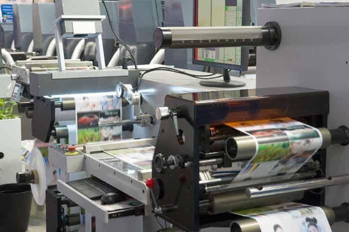 Imprimerie - Industries graphiques