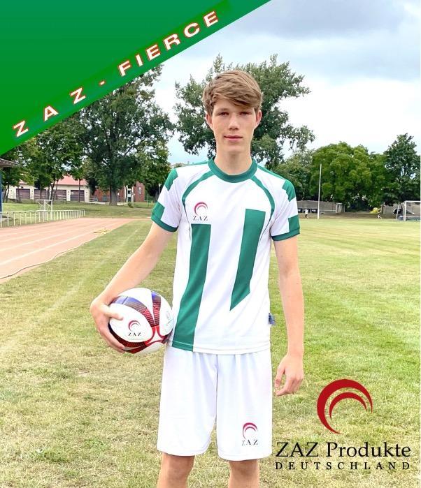 ZAZ - Fierce - Soccer Uniform